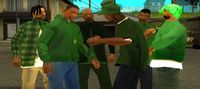 Грув - Grand Theft Auto: San Andreas