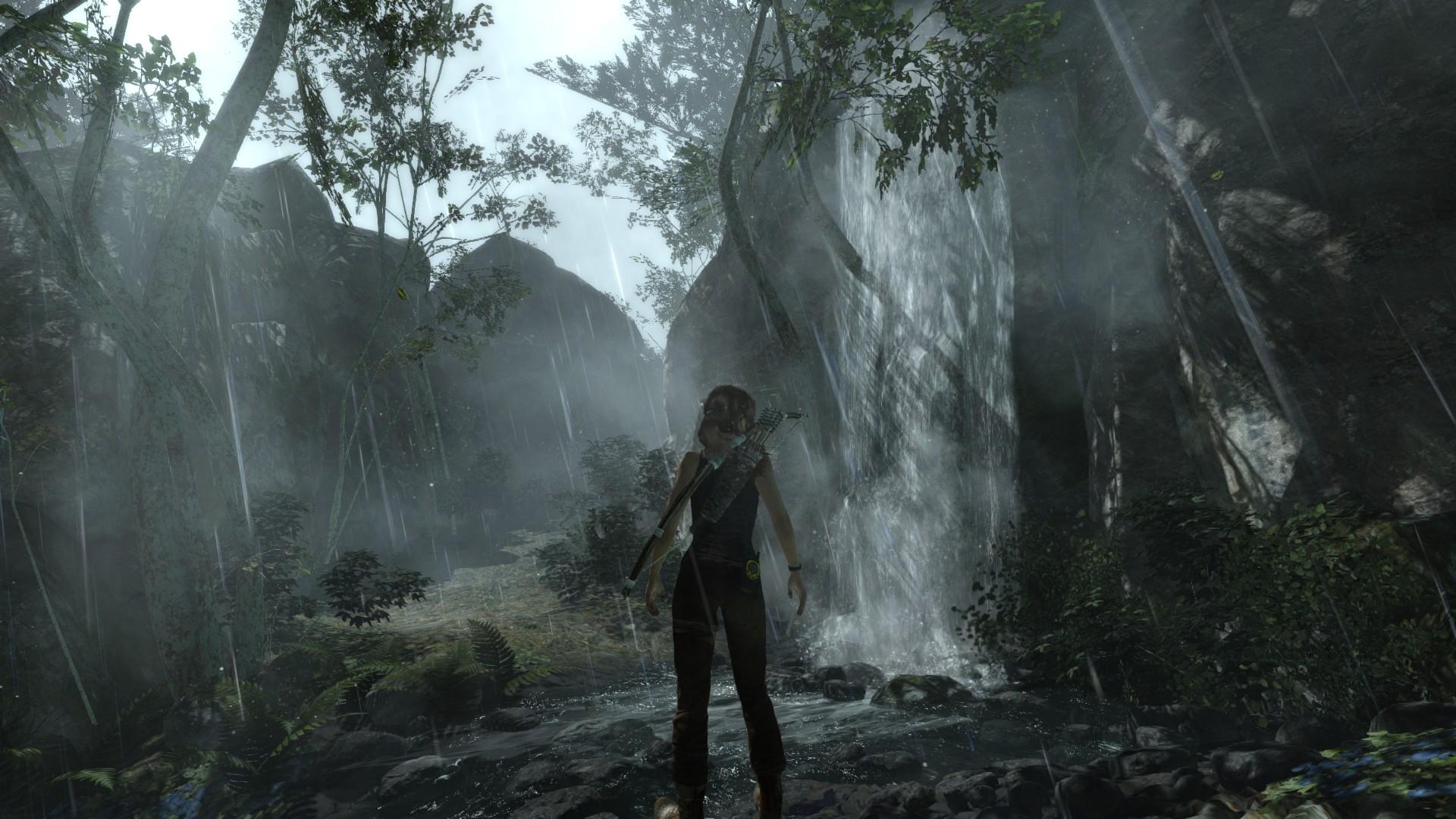 Лара Крофт - Tomb Raider (2013)