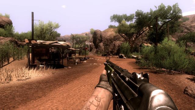 обзор - Far Cry 2