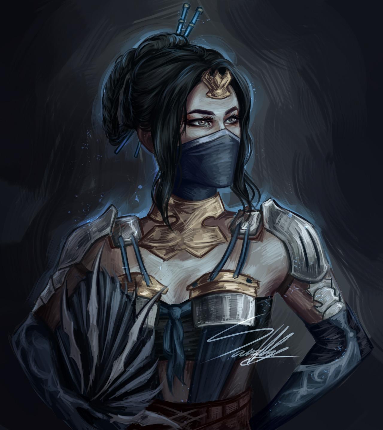 Mortal Kombat - Mortal Kombat X Арт