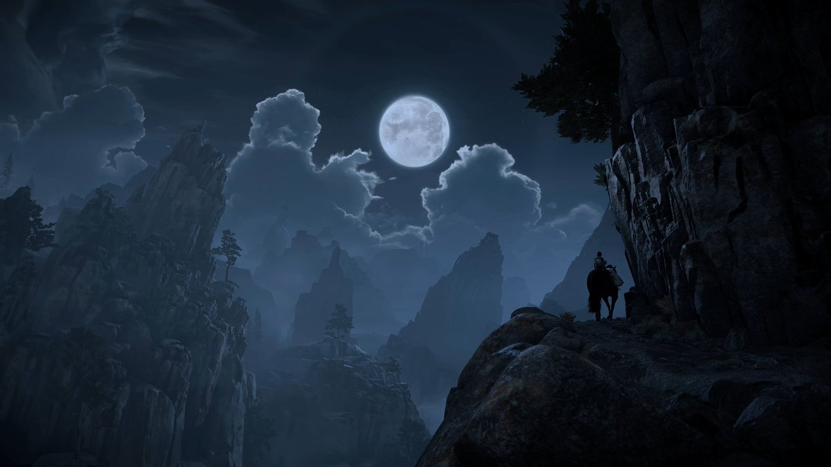 sotc_night_horse.jpg - Shadow of the Colossus