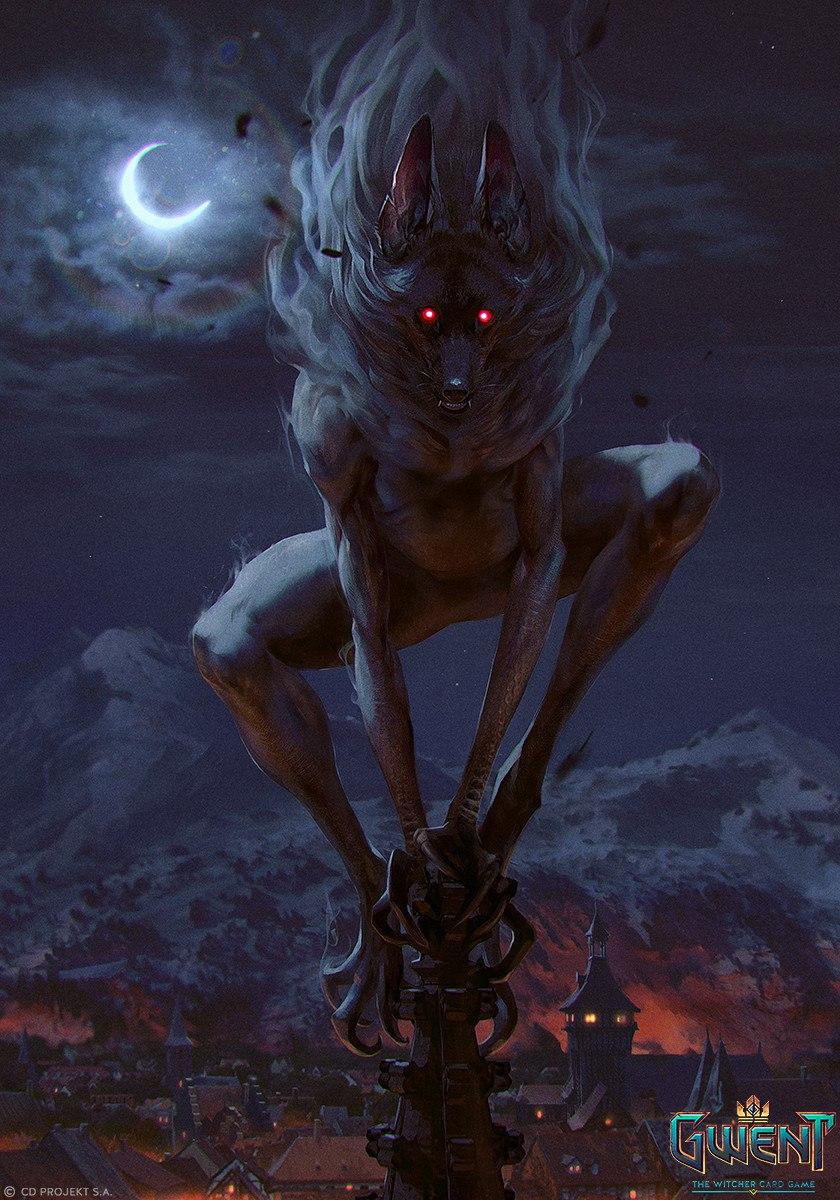 Агуара(истинная форма) - Witcher 3: Wild Hunt, the