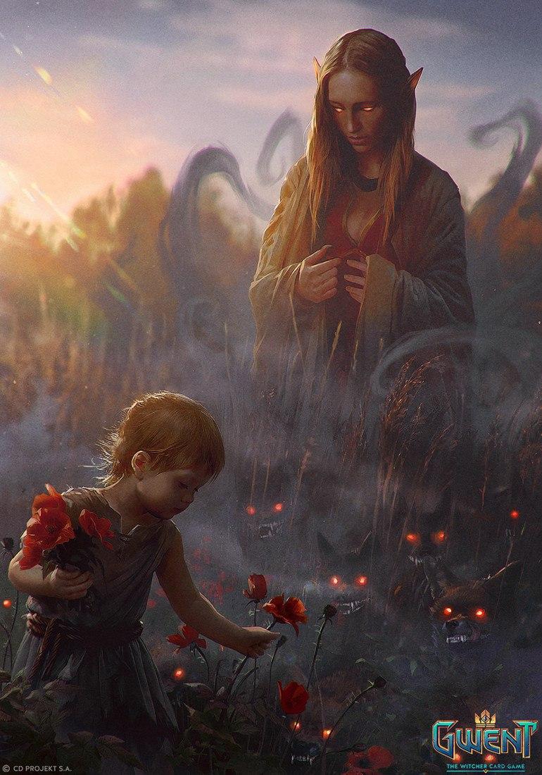Агуара - Witcher 3: Wild Hunt, the