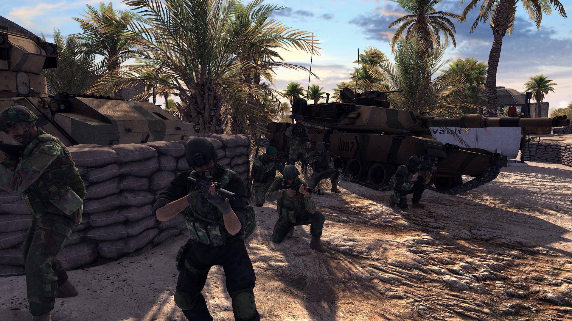 Солдаты - Call to Arms