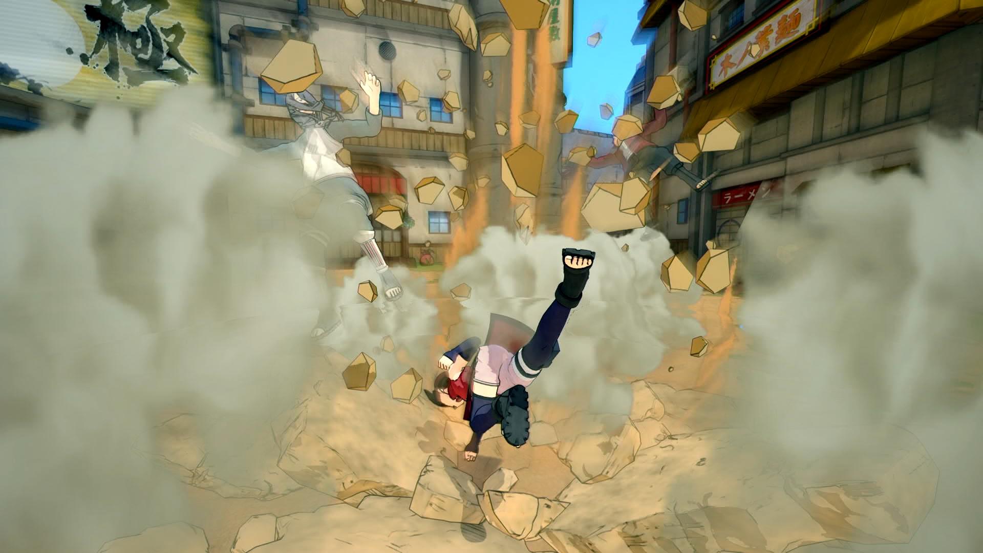 - - Naruto to Boruto: Shinobi Striker