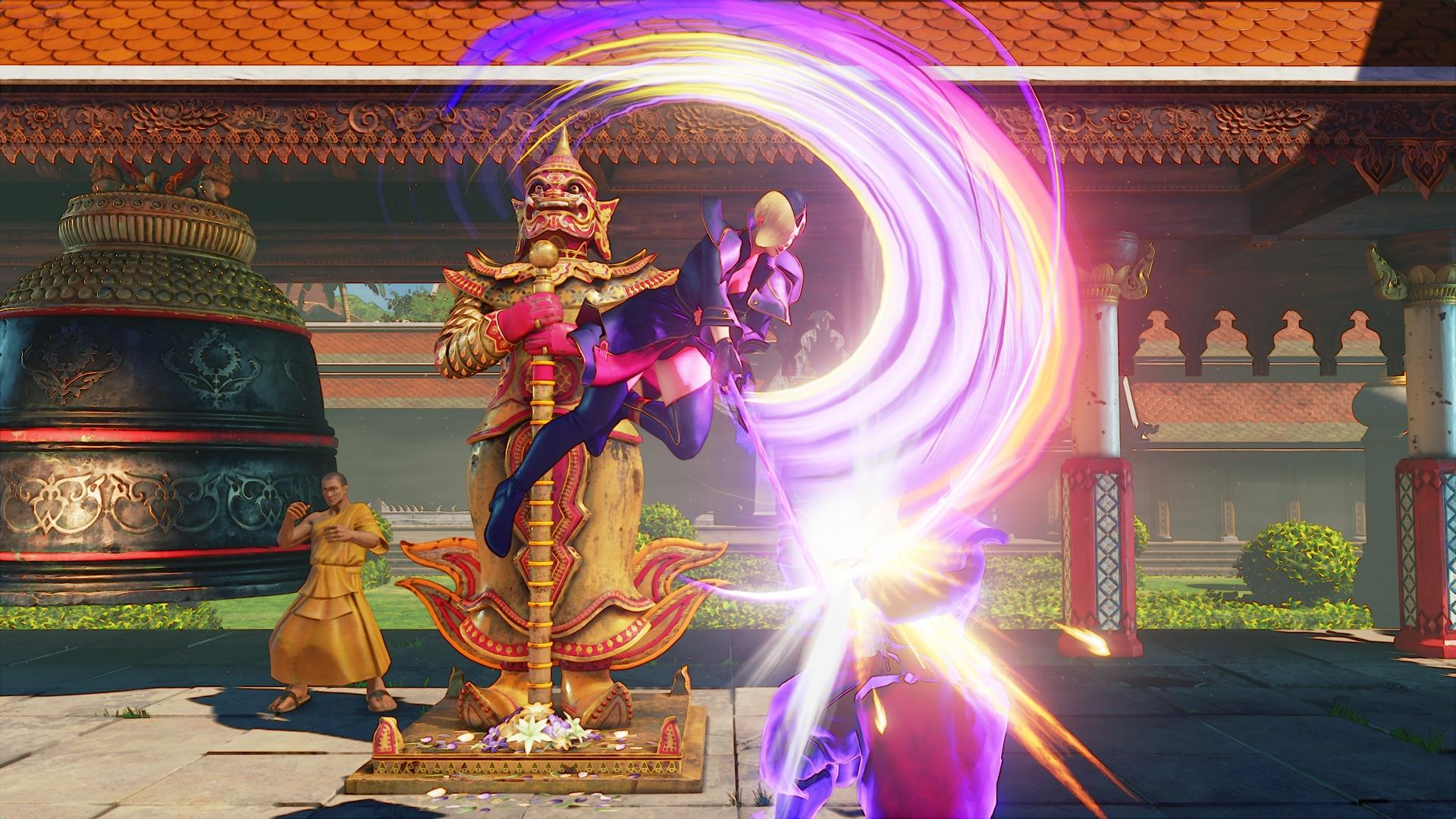 Фальке - Street Fighter 5