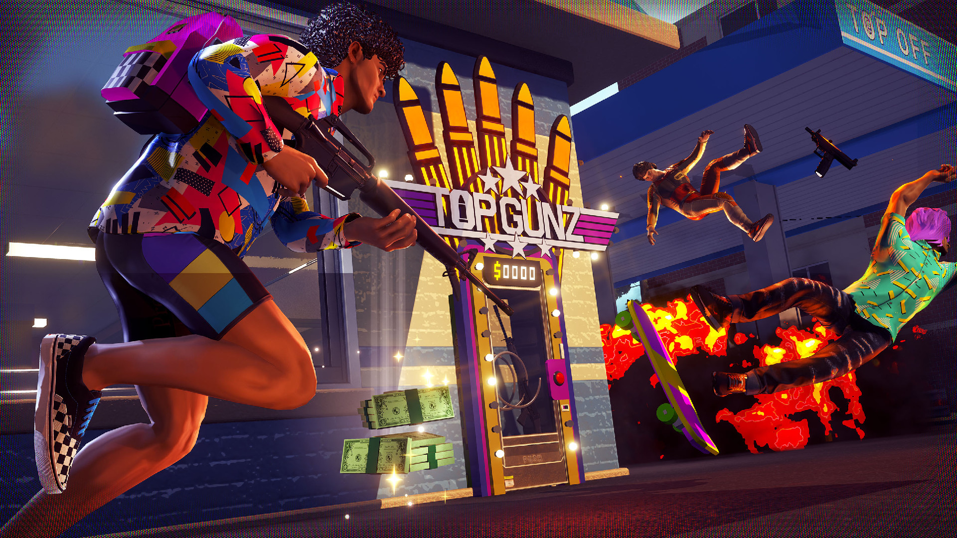 - - Radical Heights