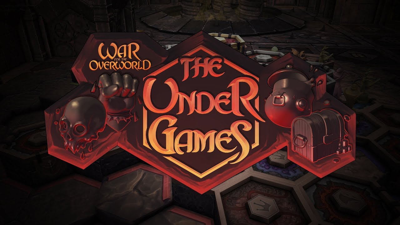 War for the Overworld - The Under Games Expansion - War for the Overworld DLC