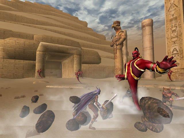 - - Ultima 10: Odyssey