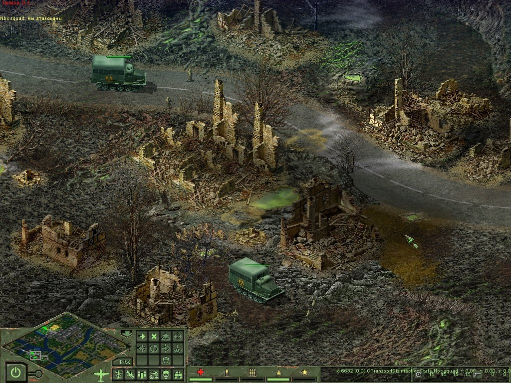 - - Cuban Missile Crisis Скриншот