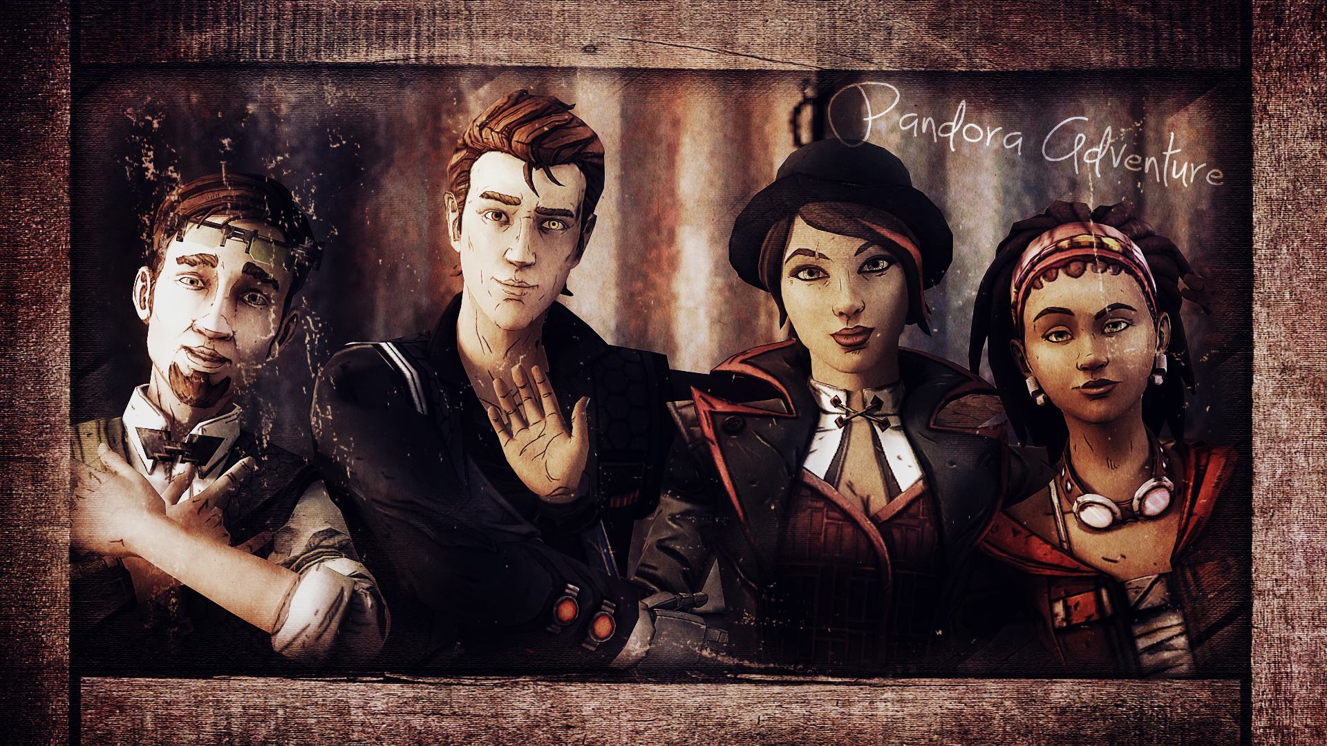 Art - Tales from the Borderlands Арт