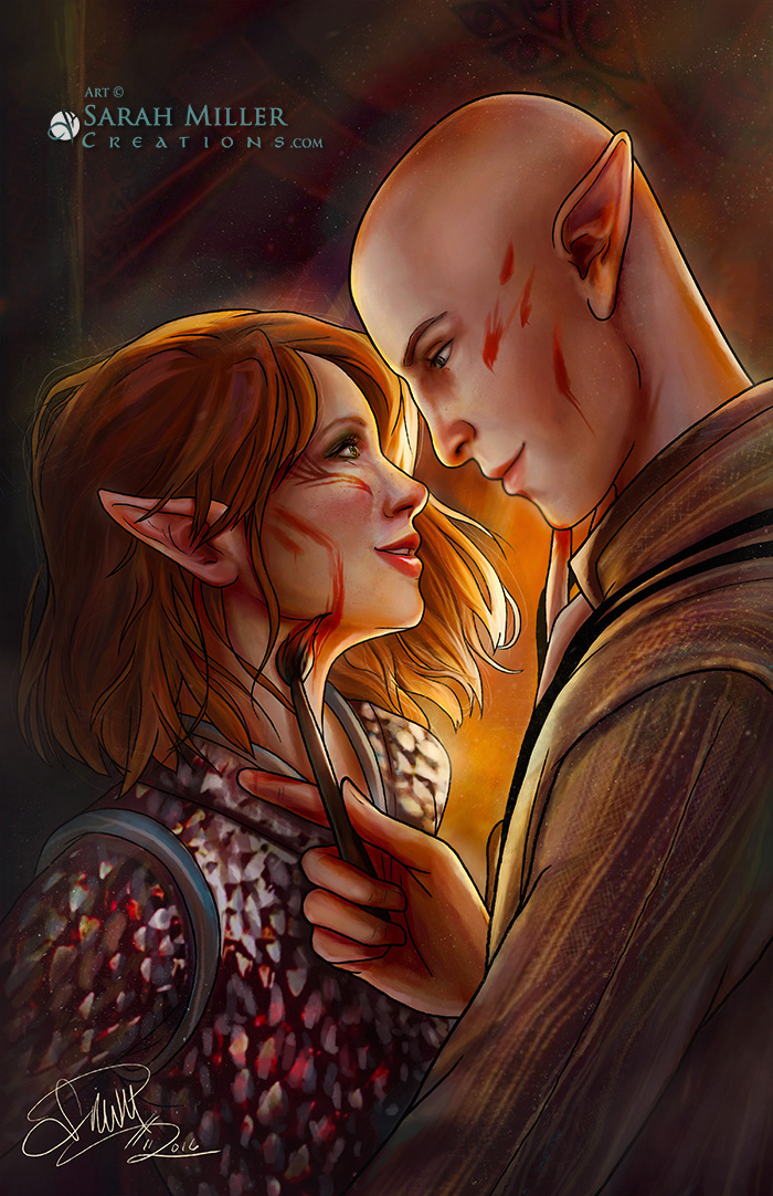 painted_faces_by_sarahmillercreations-daqfv4x.jpg - Dragon Age: Inquisition