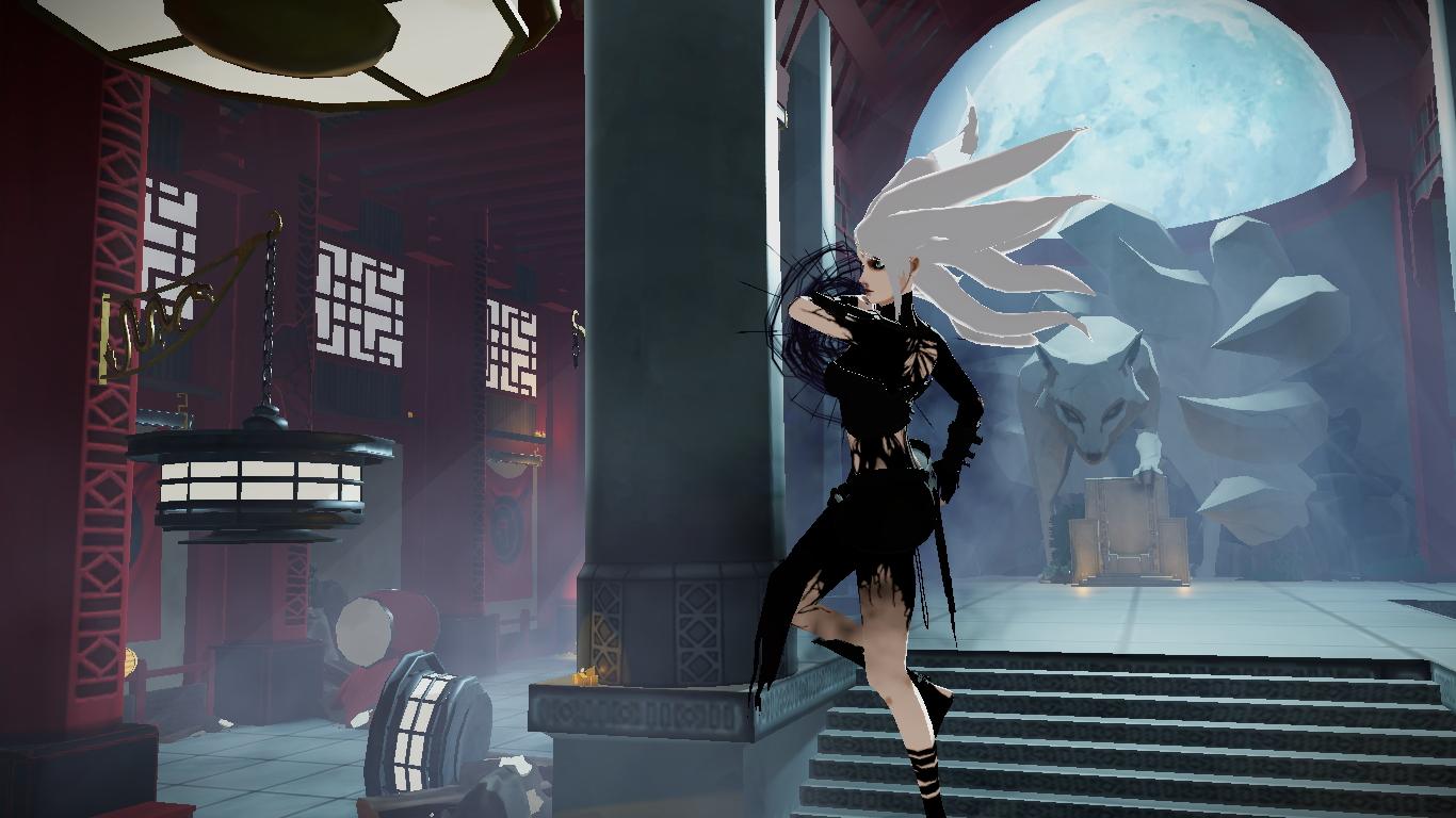 скрины из игры - Aragami