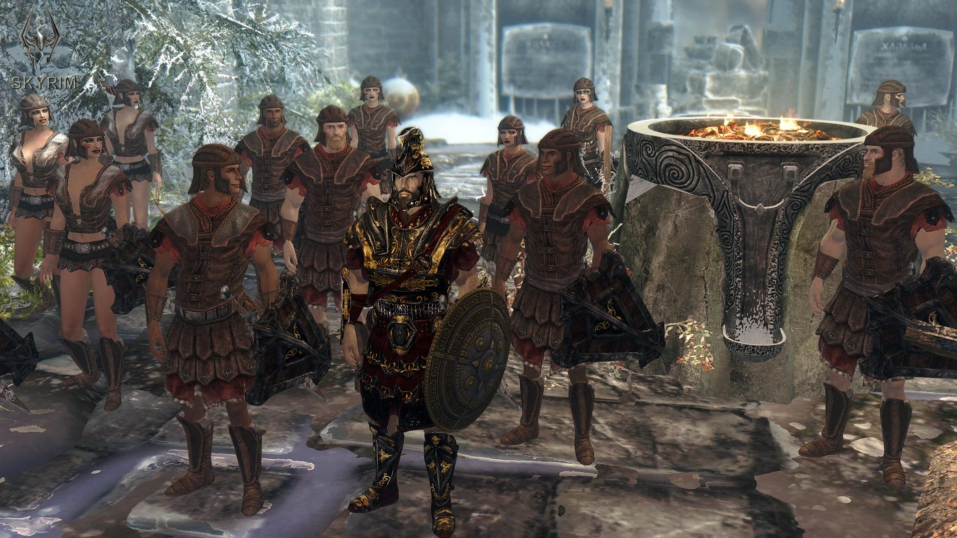 399. Виндхельм взят.jpg - Elder Scrolls 5: Skyrim, the CBBE, Сборка-21