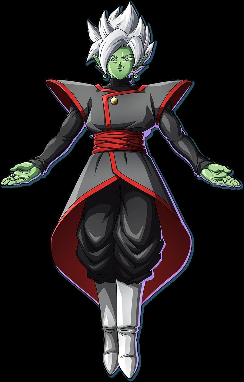 Fusion Zamasu - Dragon Ball FighterZ