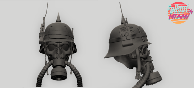 Nuclear Patriots  Heavy Helmet.png - Fallout 4