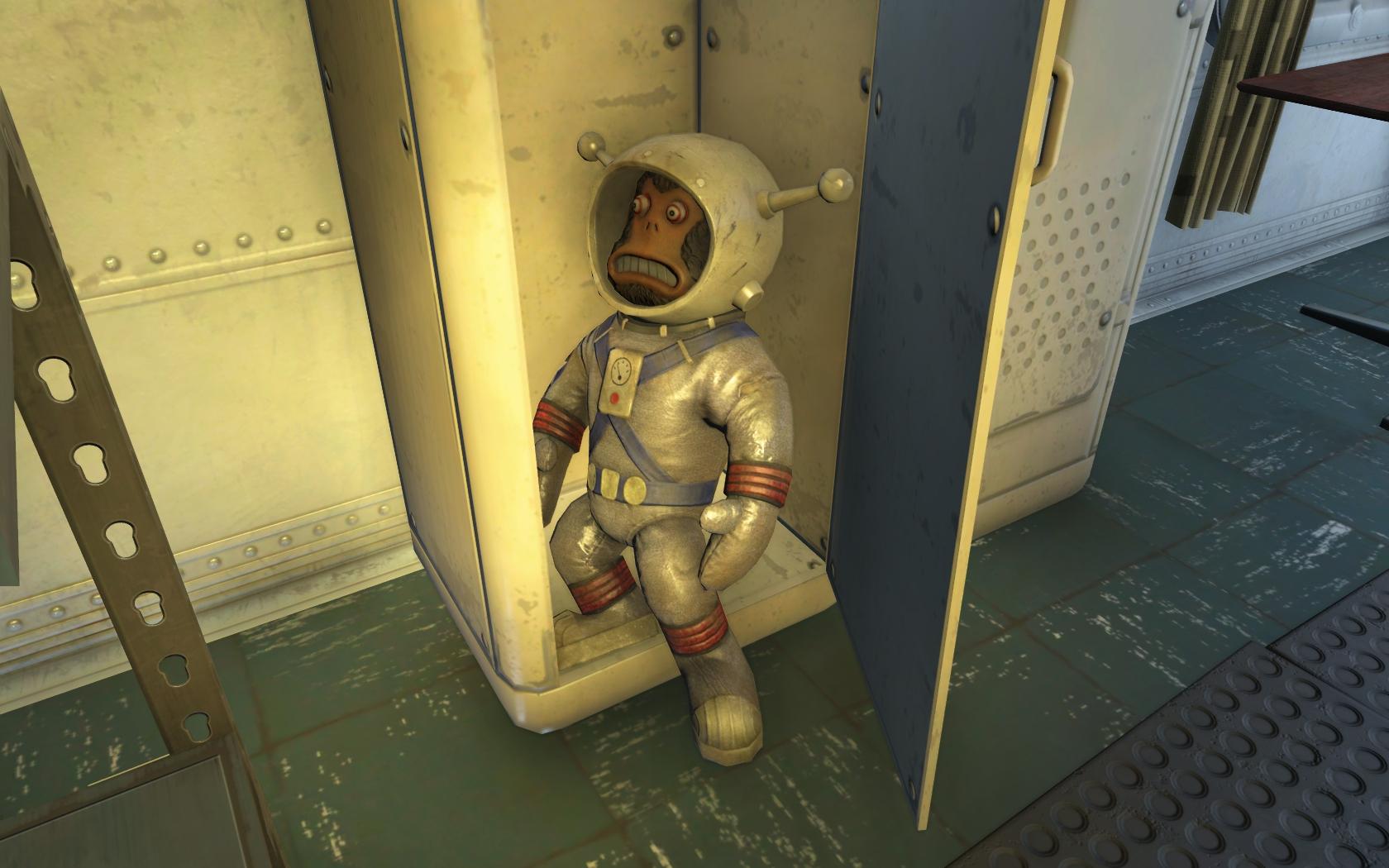 Дженглс (Убежище 81) - Fallout 4