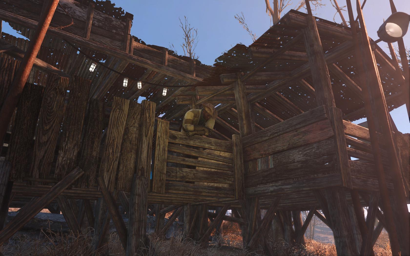 Престон Гарви - Fallout 4