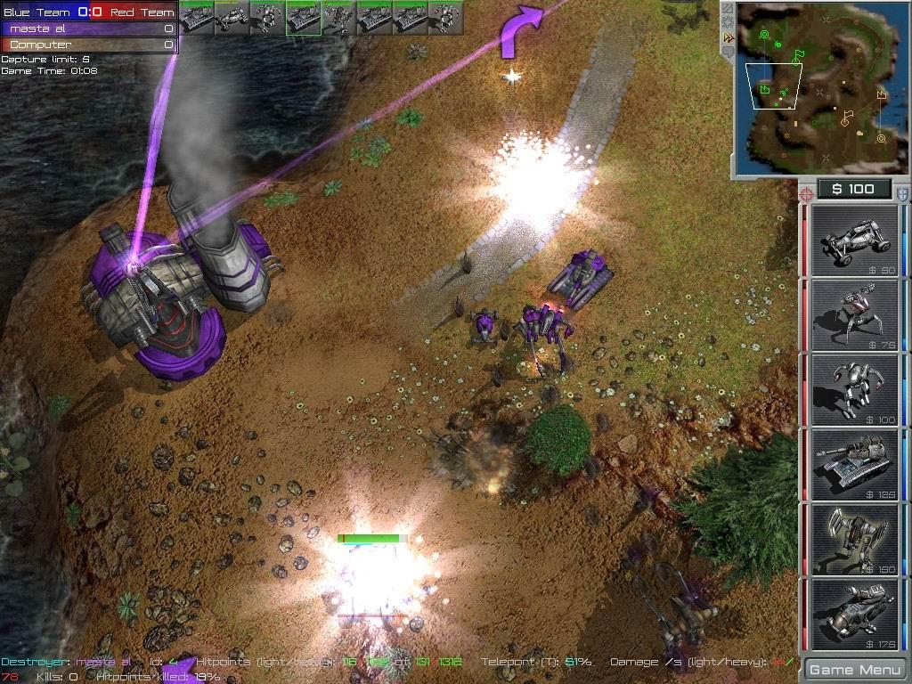 - - Arena Wars