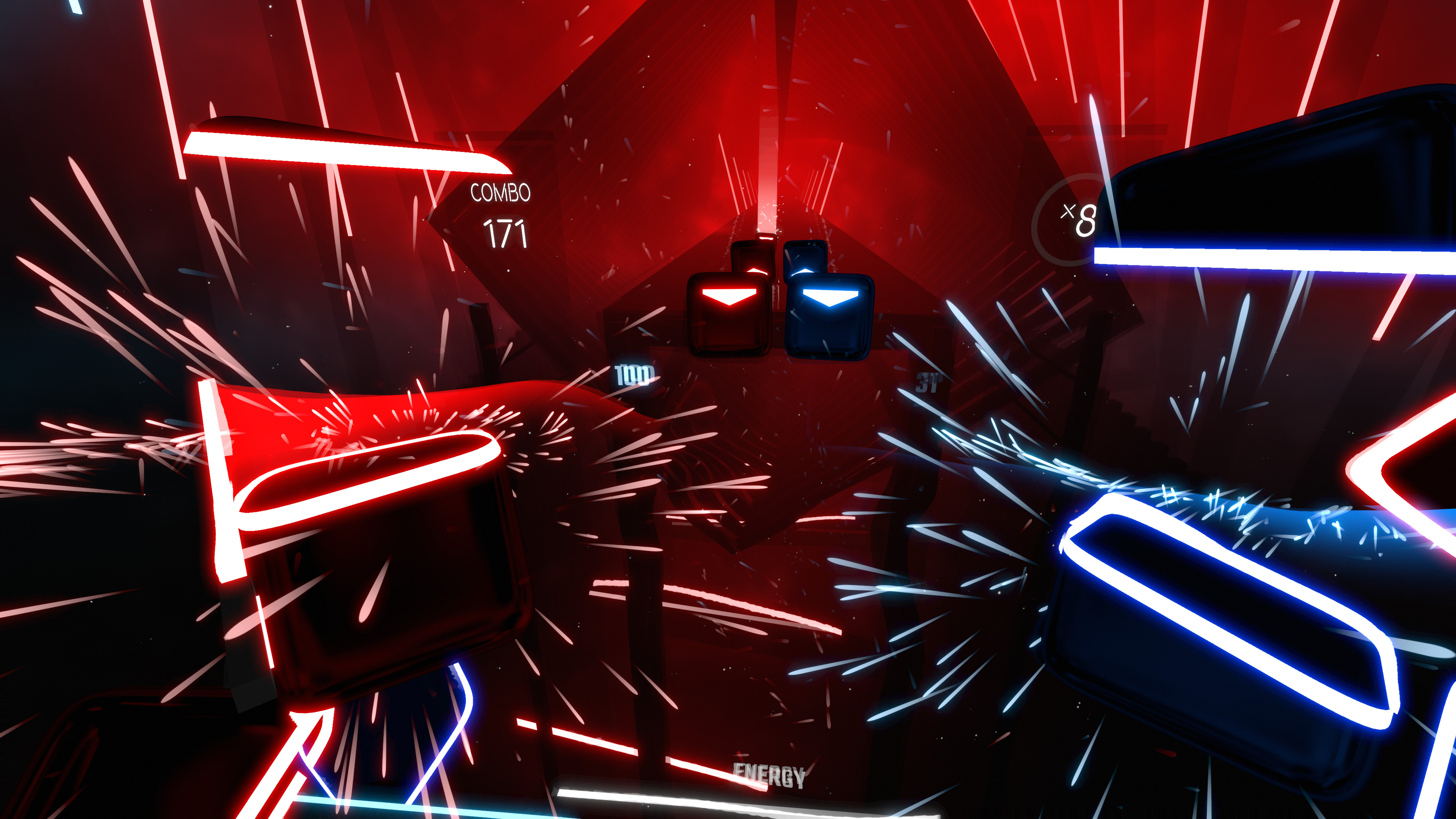 VR - Beat Saber 4K