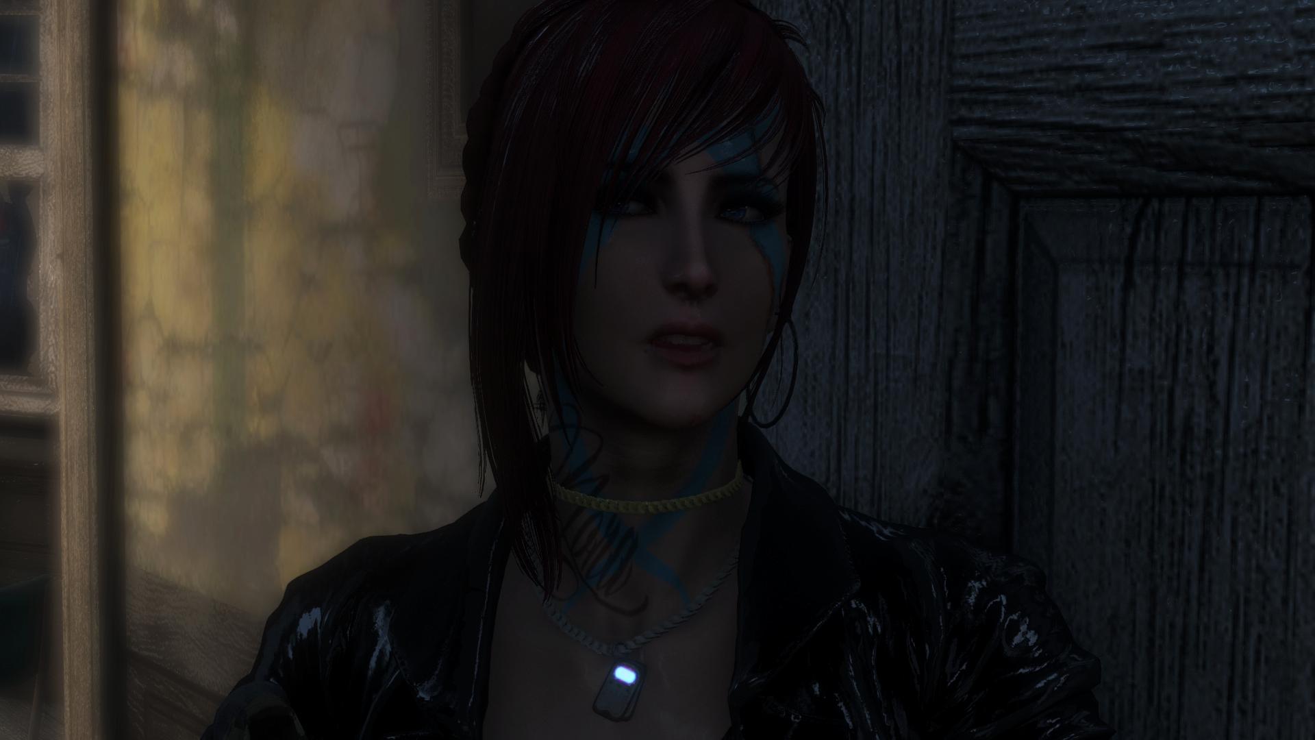 Nora Falloutovna - Fallout 4