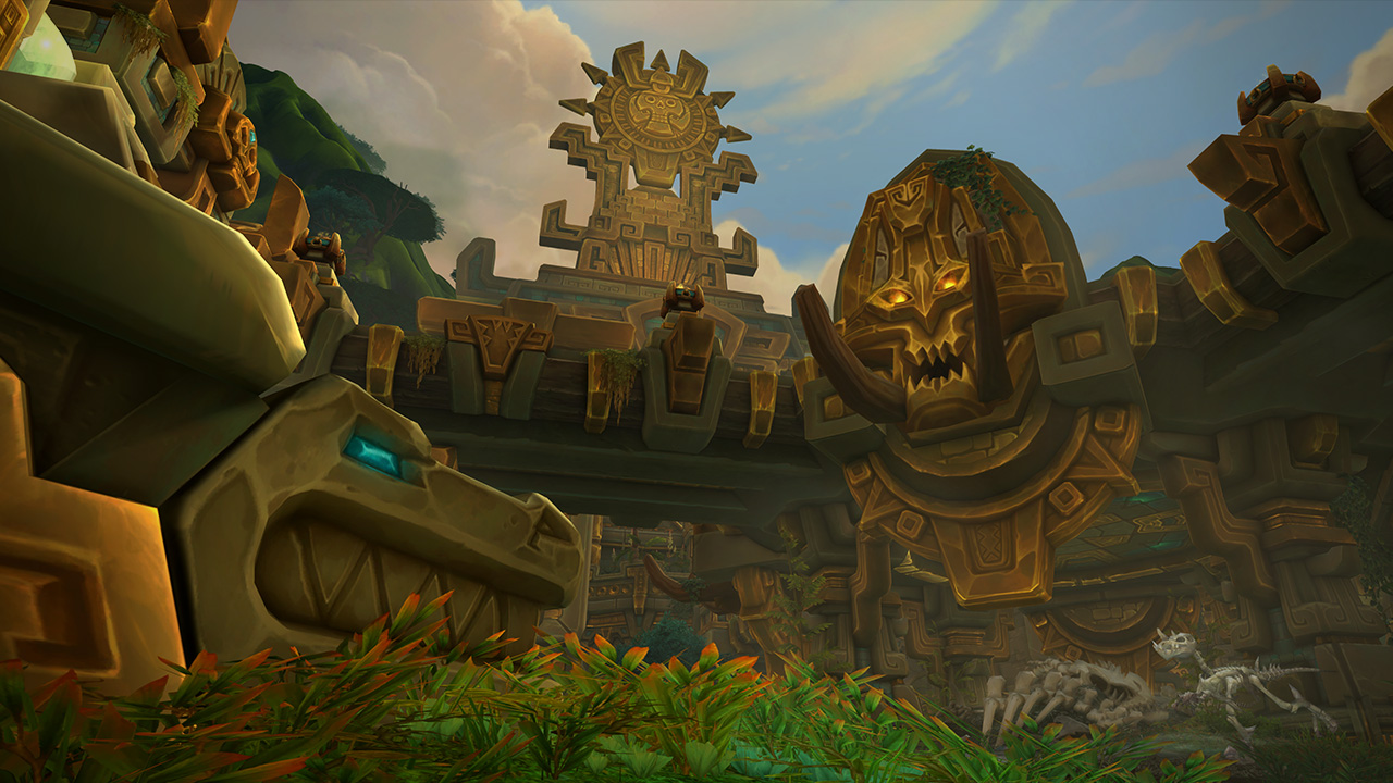 Зандалар - World of Warcraft