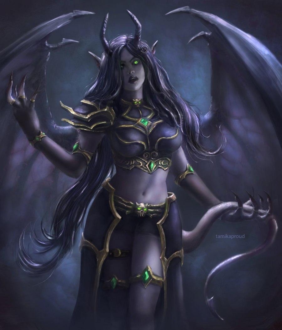 n7JCPuITWJs.jpg - World of Warcraft Арт
