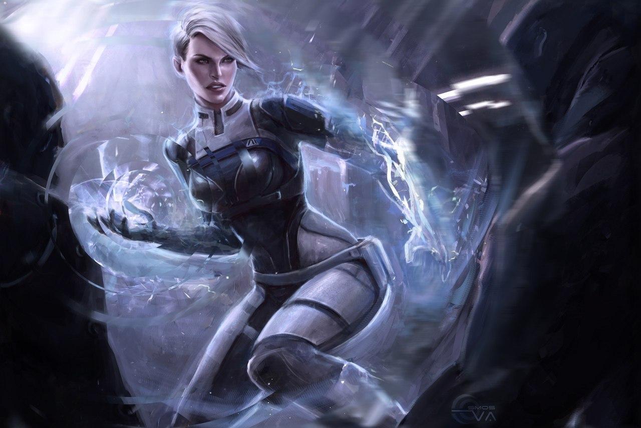 nv4BzjatcBY.jpg - Mass Effect: Andromeda Арт, Кора
