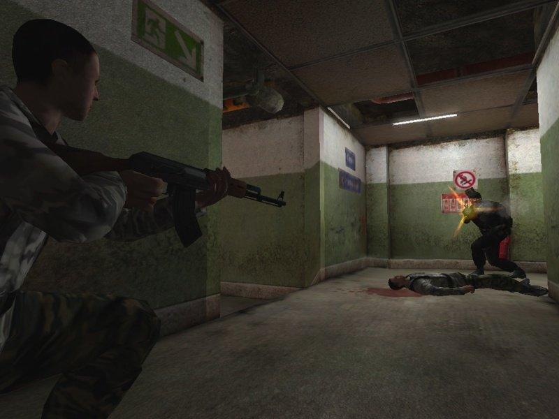 - - Conflict: Global Terror
