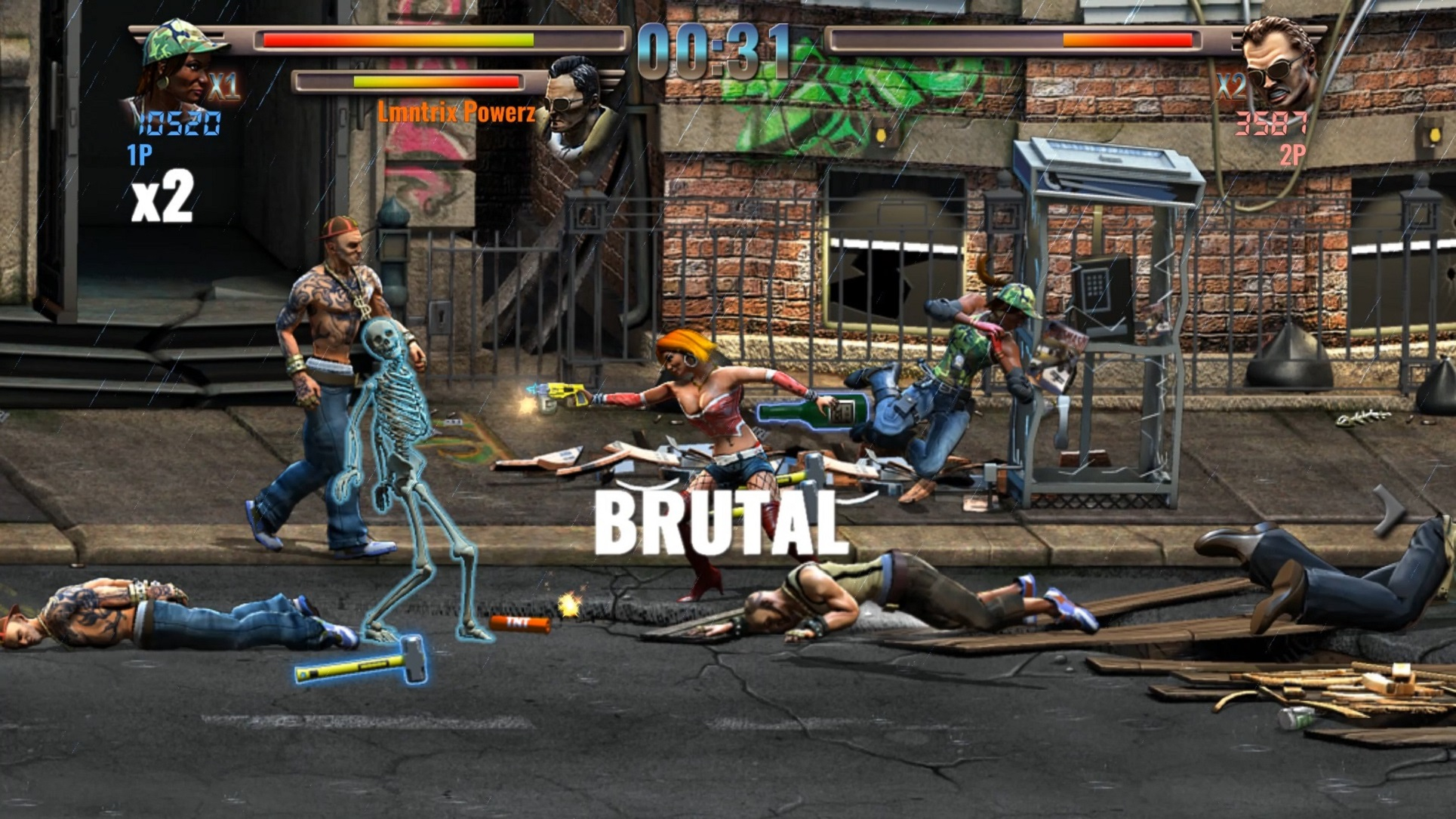 Raging Justice2 - -