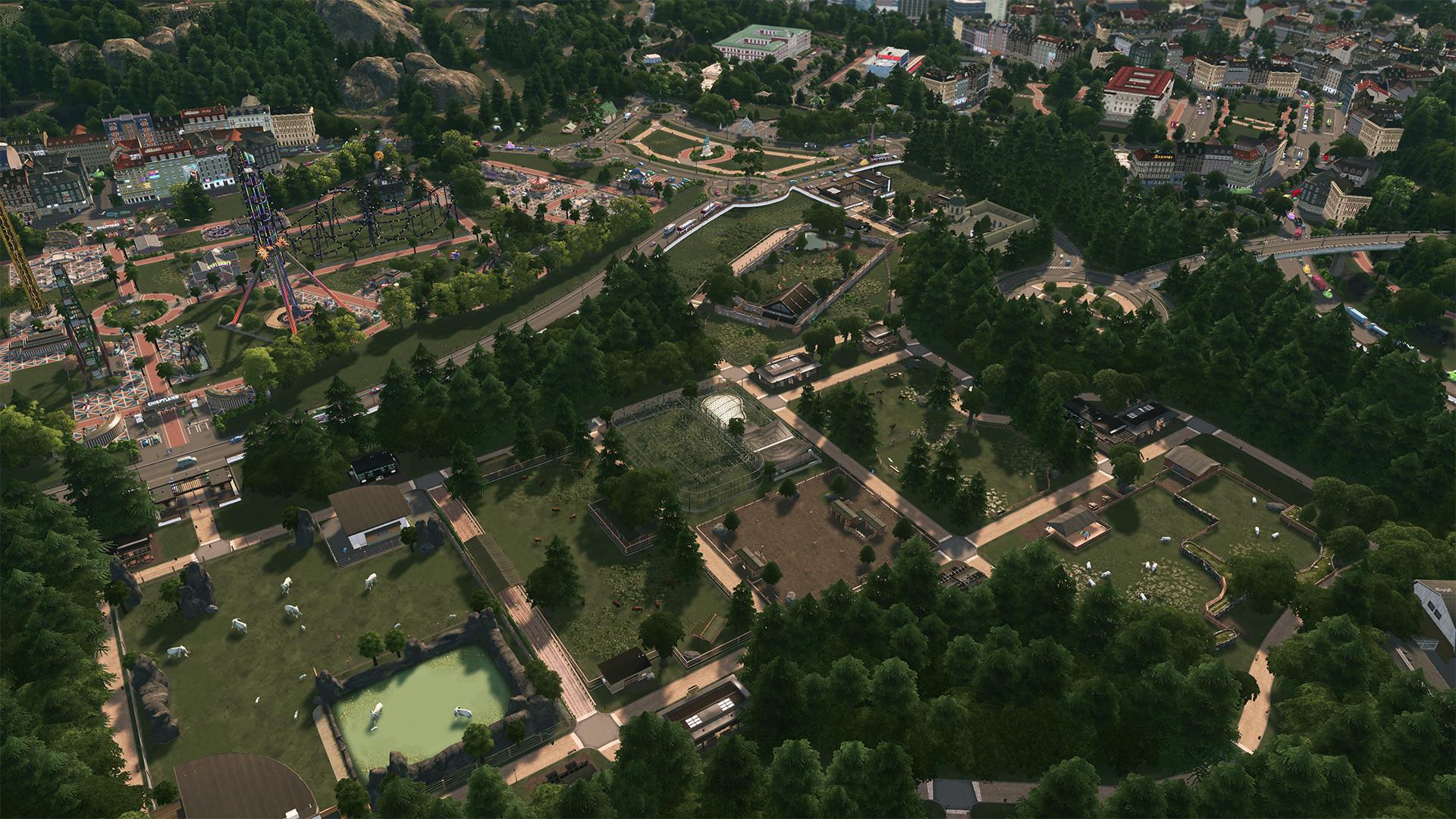 Parklife - Cities: Skylines DLC
