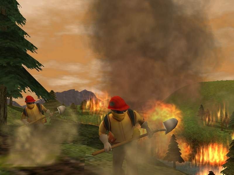 - - Wildfire