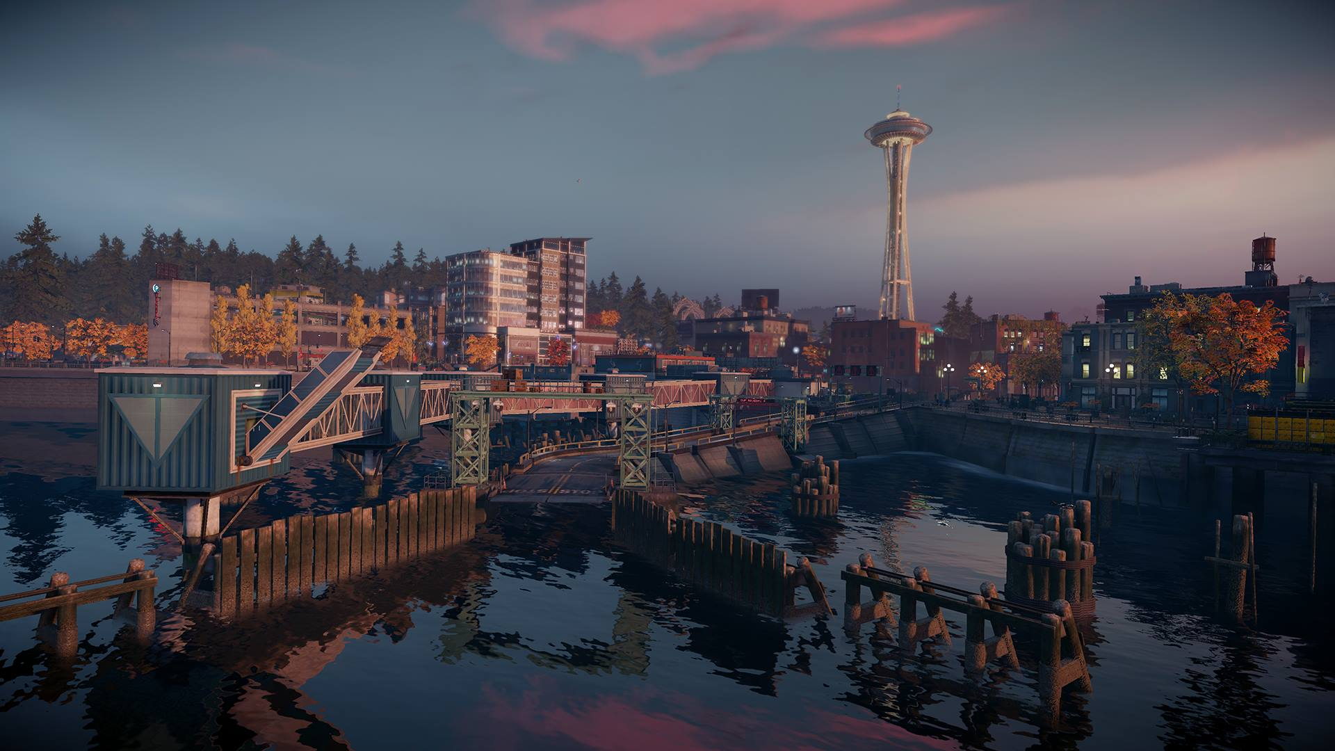 Seattle-Ferry-Terminal.jpg - inFamous: Second Son