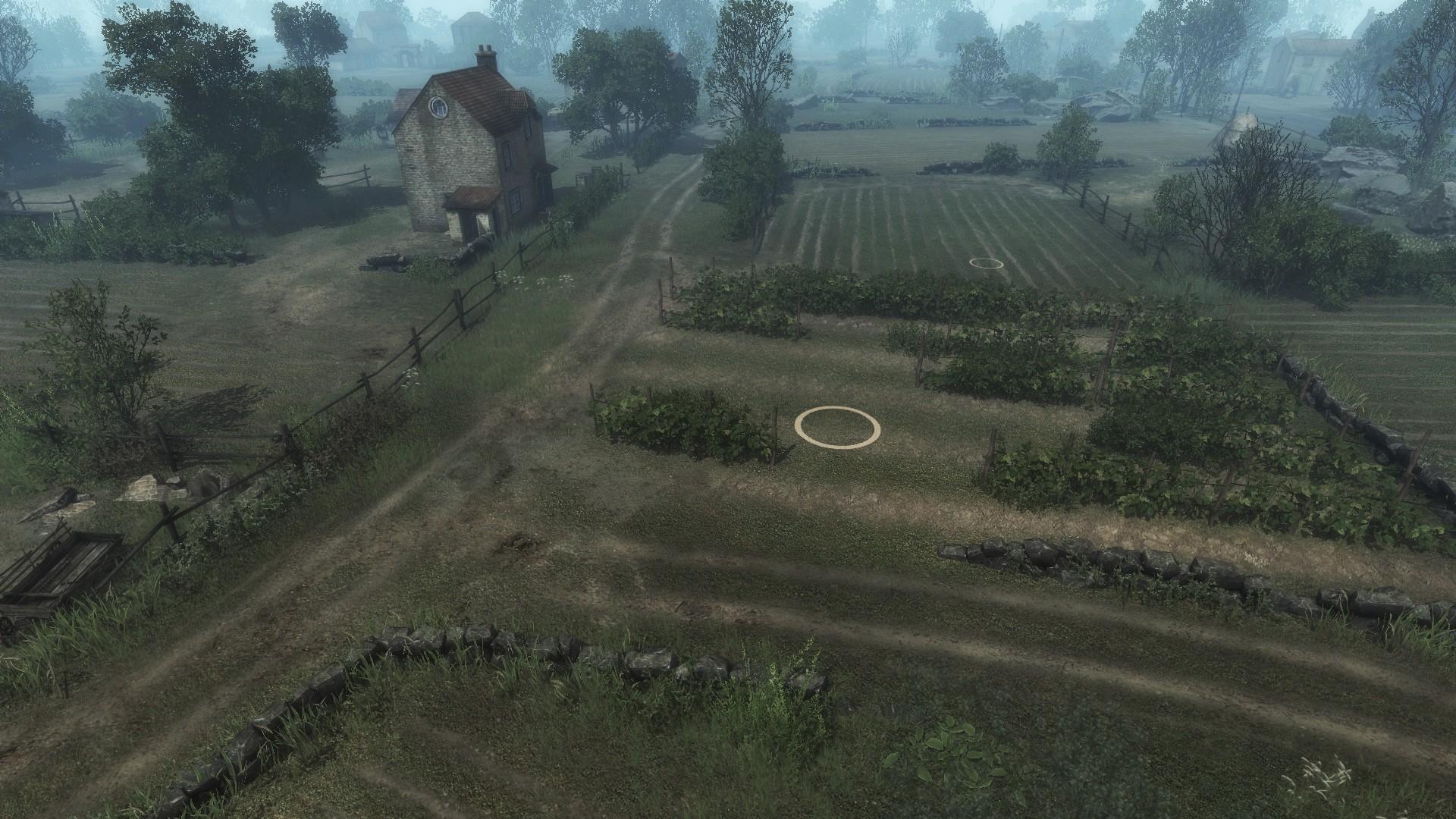 Круг маркер - Soldiers: Arena