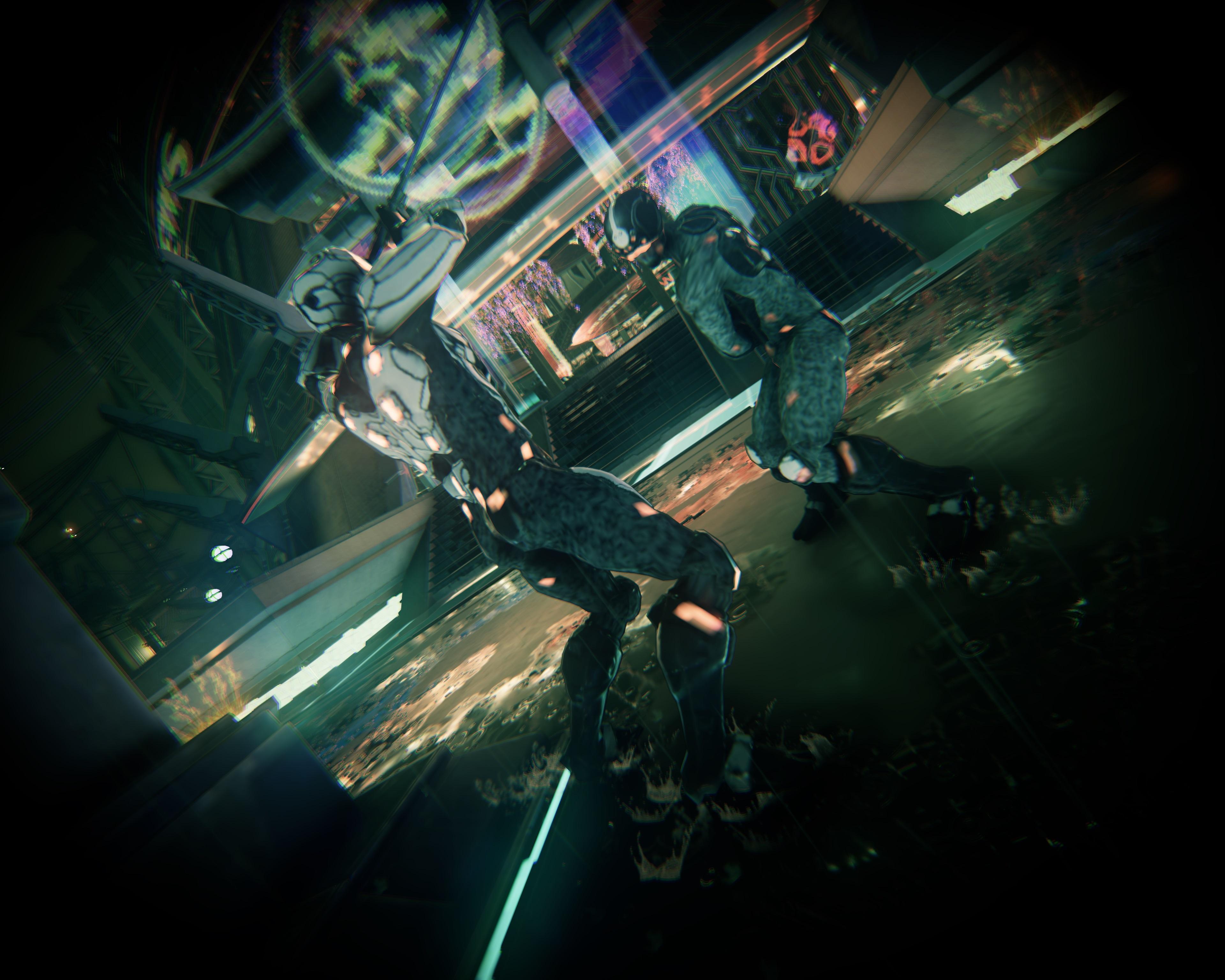 ninja - Shadow Warrior 2 драка