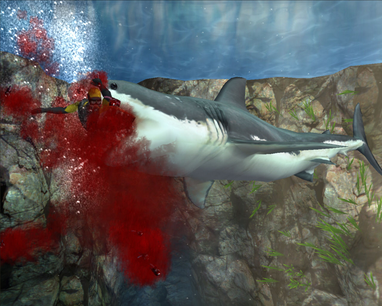 Jaws Unleashed - Jaws Unleashed