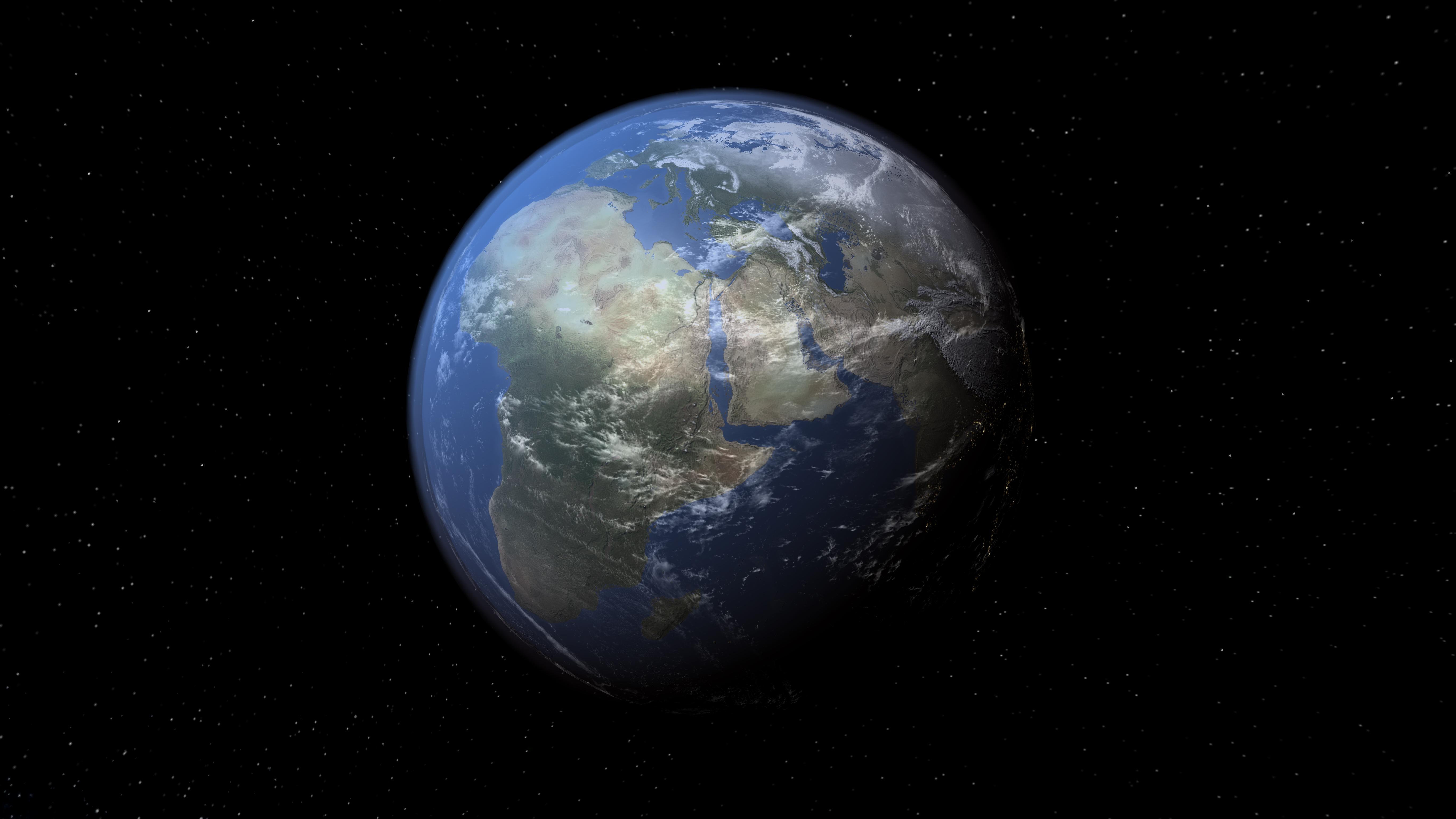 Земля - -