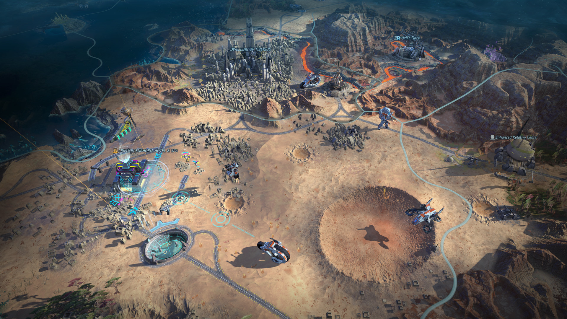 Age of Wonders: Planetfall - Age of Wonders: Planetfall