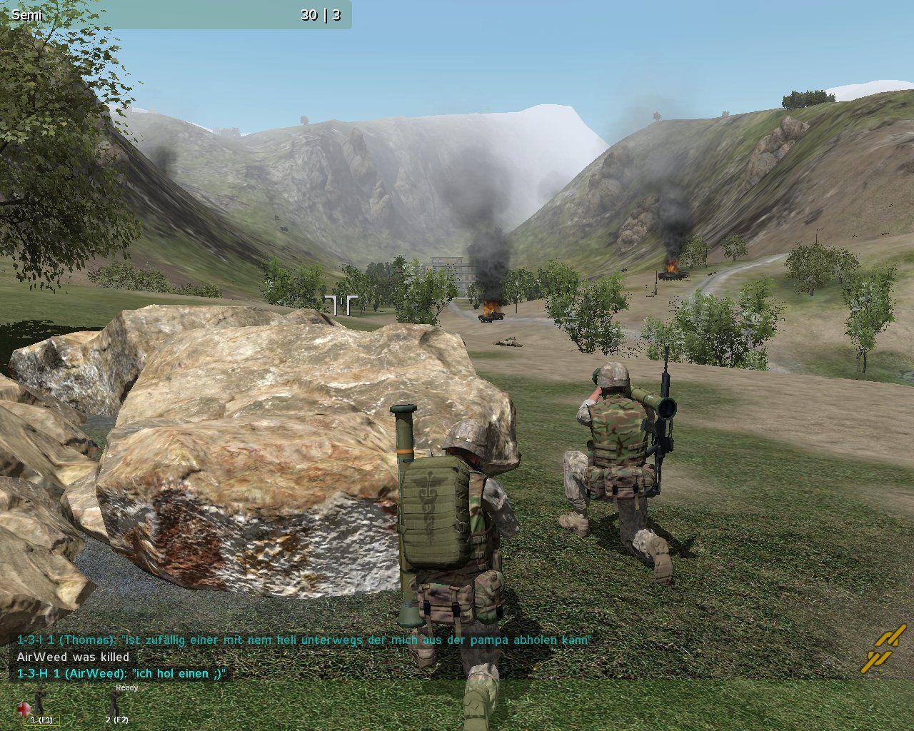 Armed Assault - Armed Assault