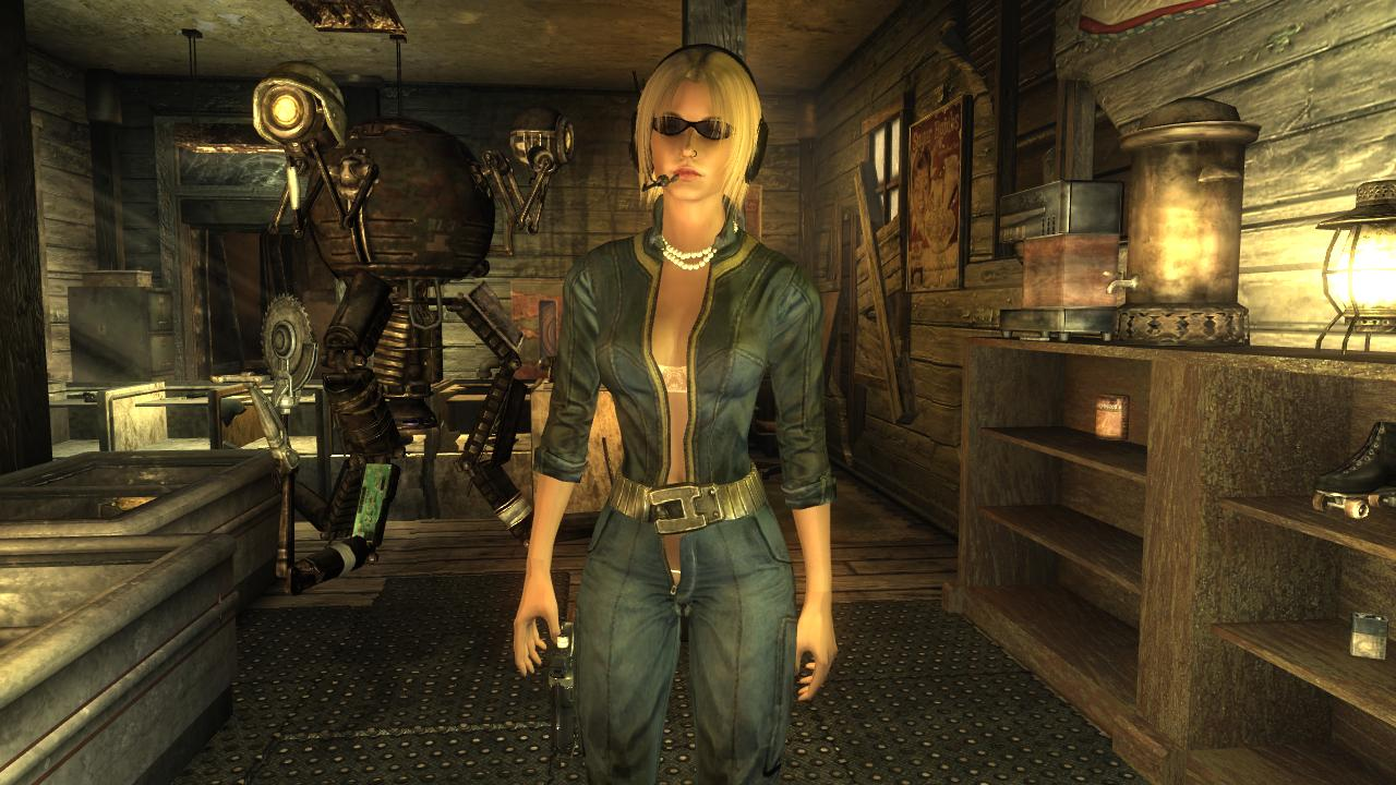 Новая игра. - Fallout: New Vegas