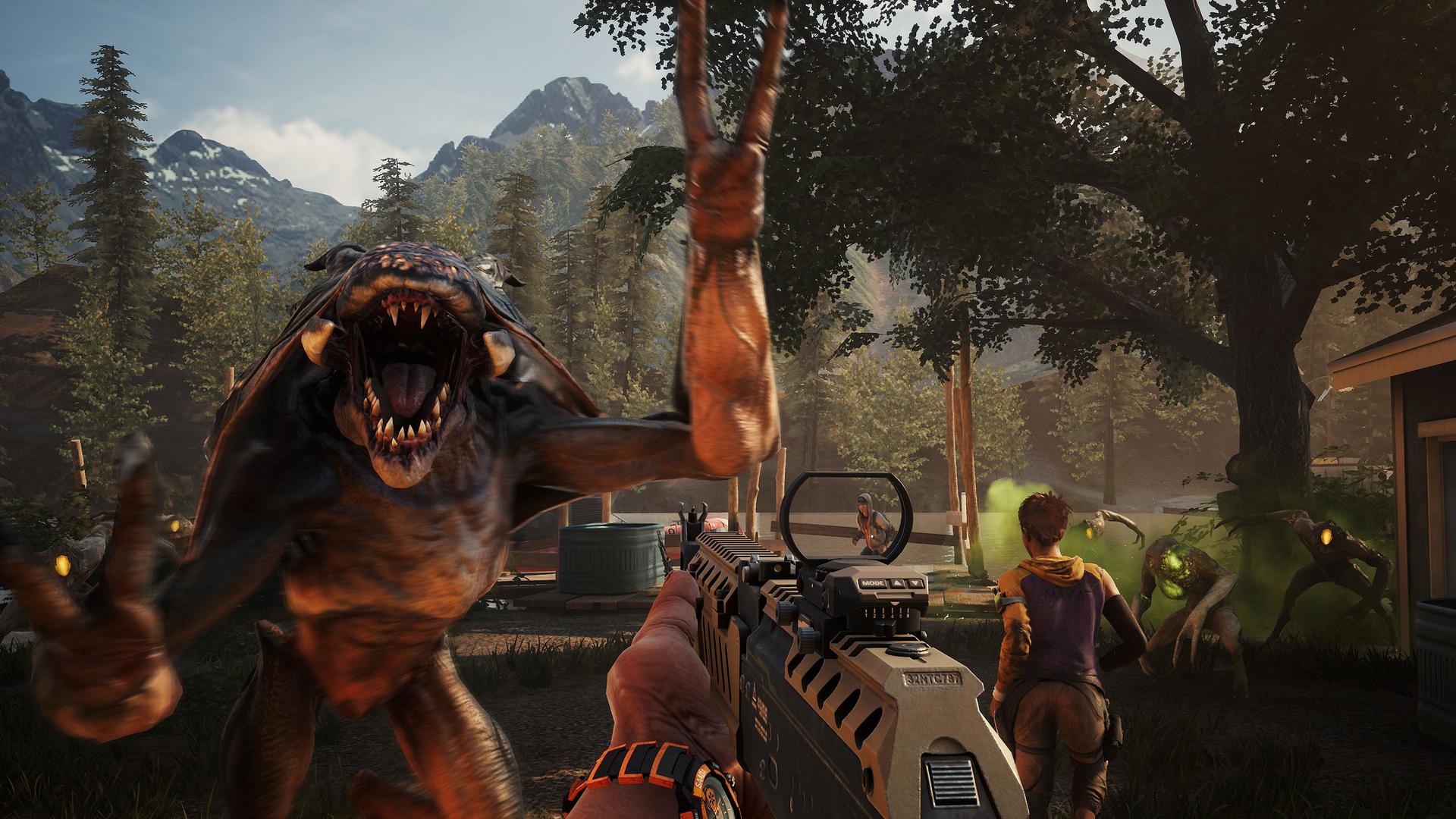 Earthfall - Earthfall Скриншот