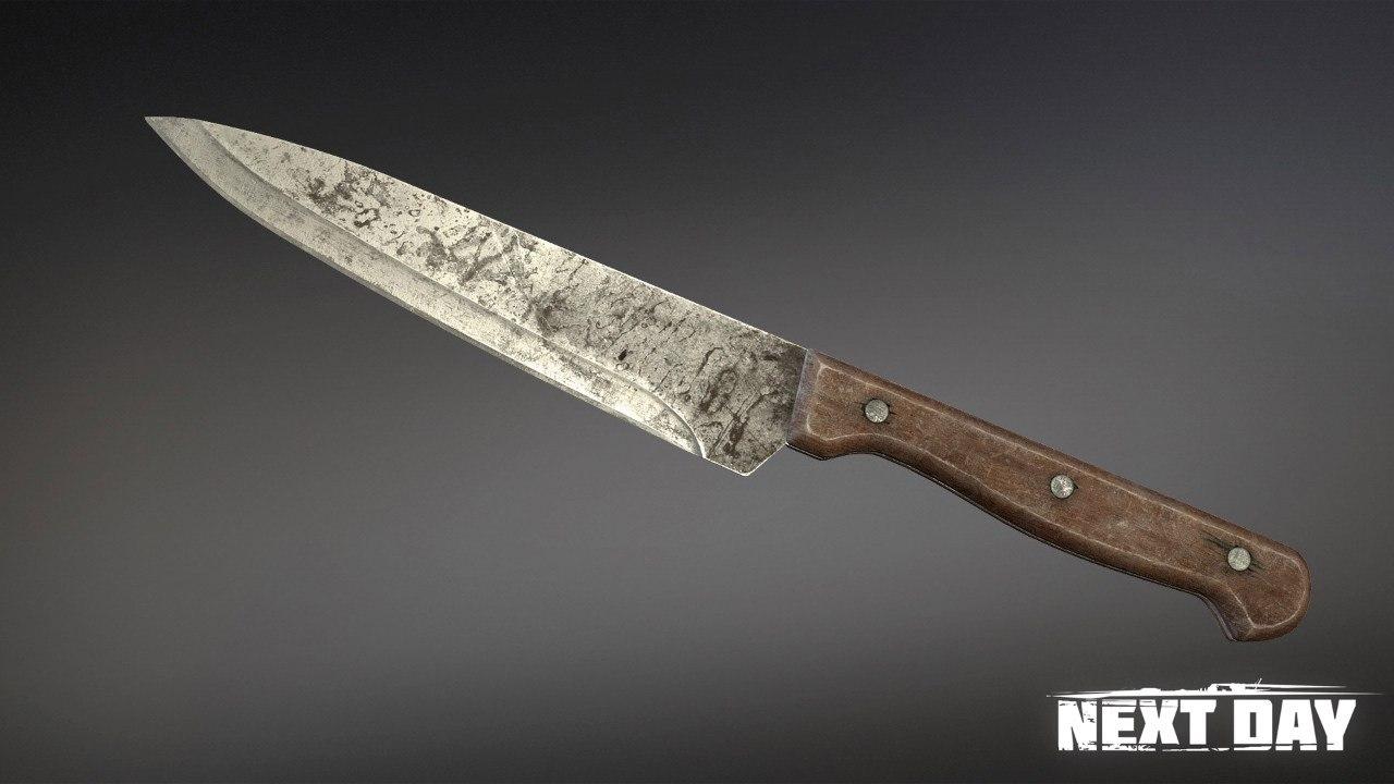 Кухонный нож - Next Day: Survival Оружие