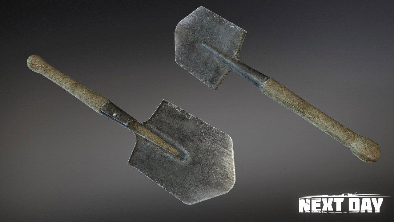 Лопата - Next Day: Survival Оружие