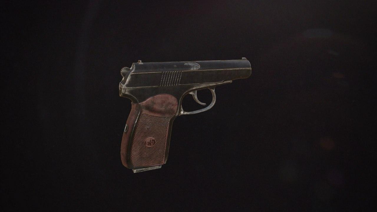 Пистолет Макарова - Next Day: Survival Оружие