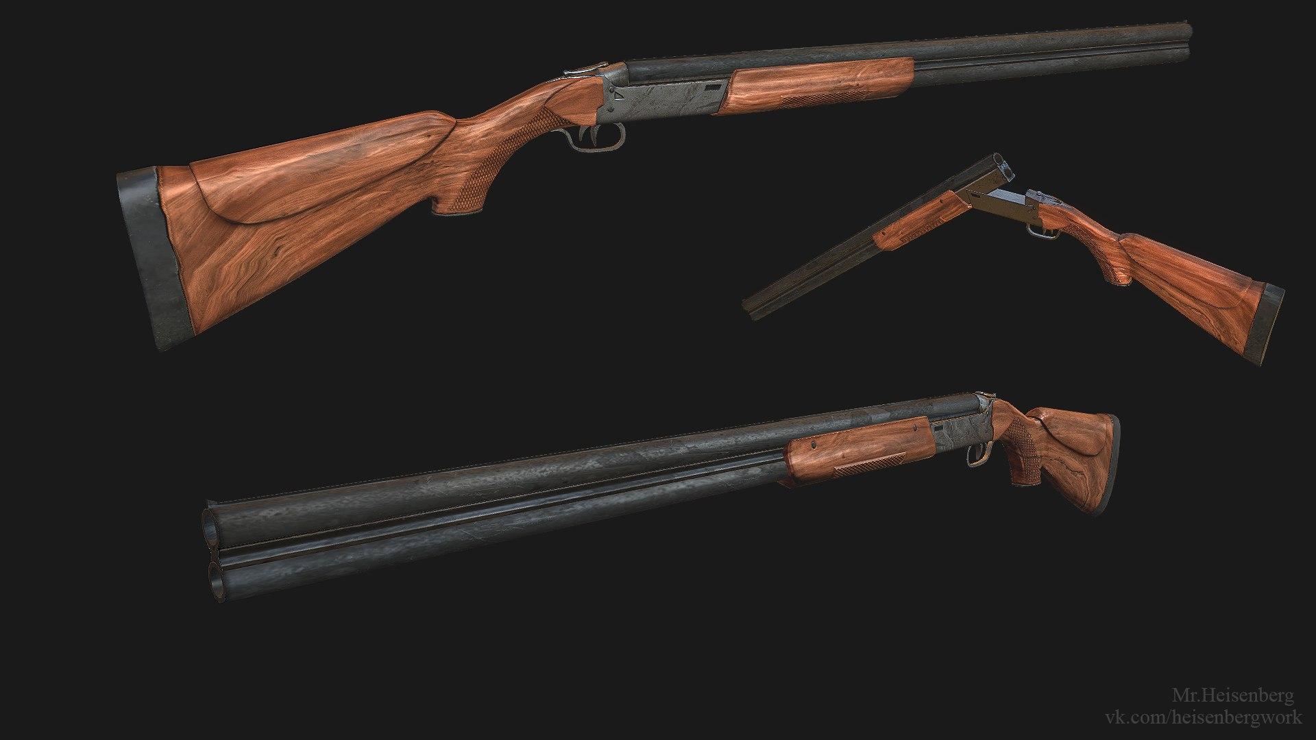 ТОЗ-34 - Next Day: Survival Оружие