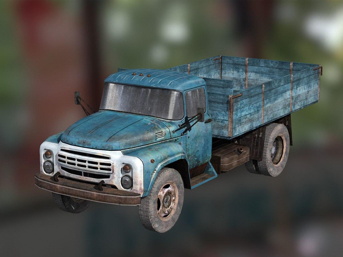 ЗИЛ - Next Day: Survival Транспорт
