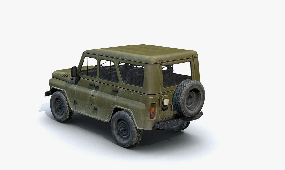 УАЗ - Next Day: Survival Транспорт