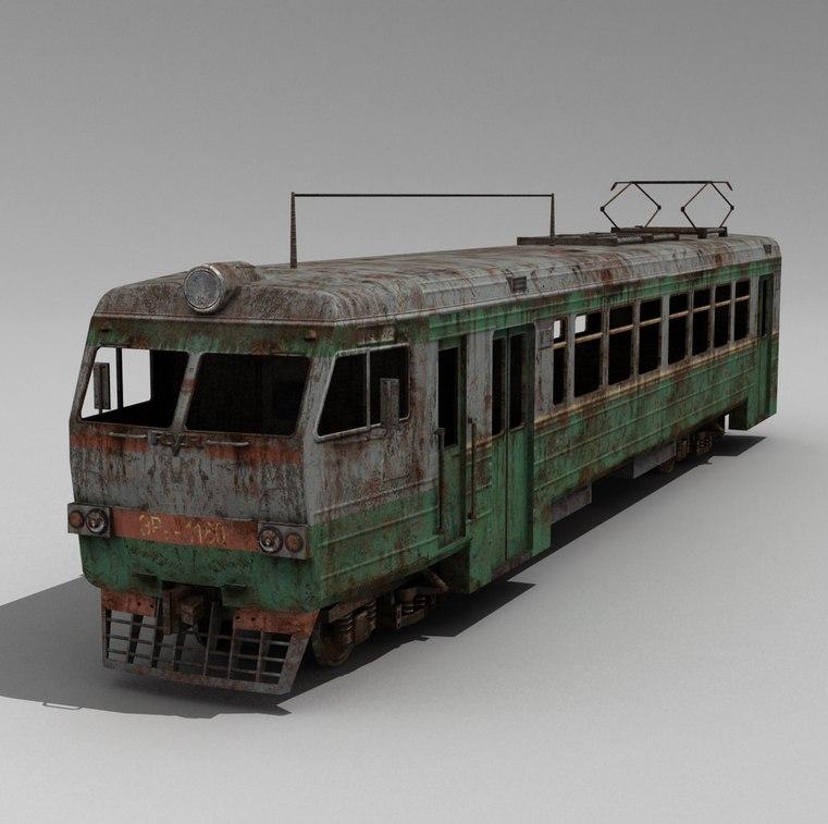 Трамвай - Next Day: Survival Транспорт