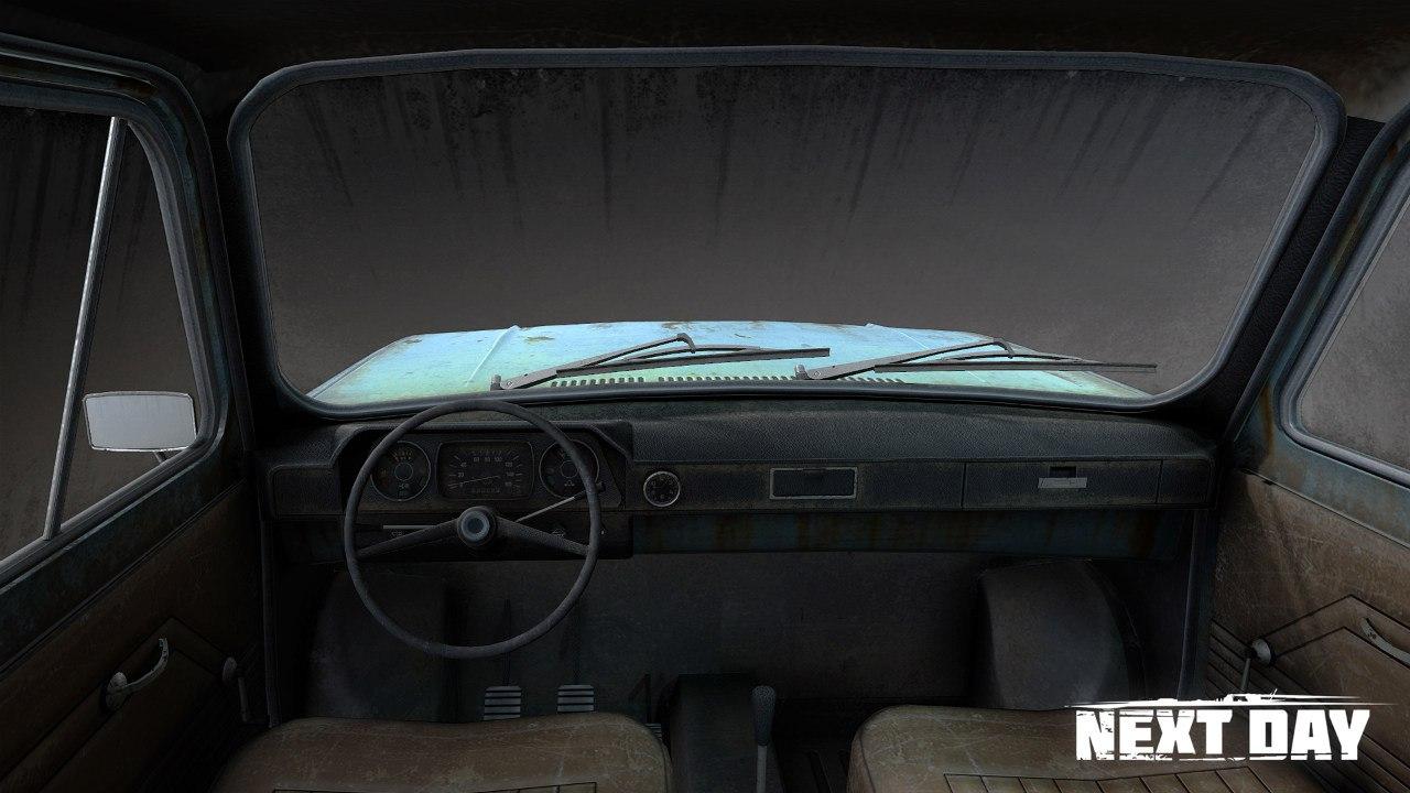 Запорожец - Next Day: Survival Рендер, Транспорт