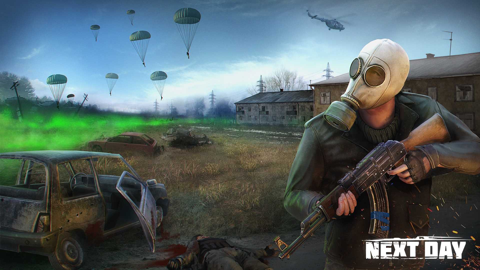 Next Day: Survival - Next Day: Survival Арт